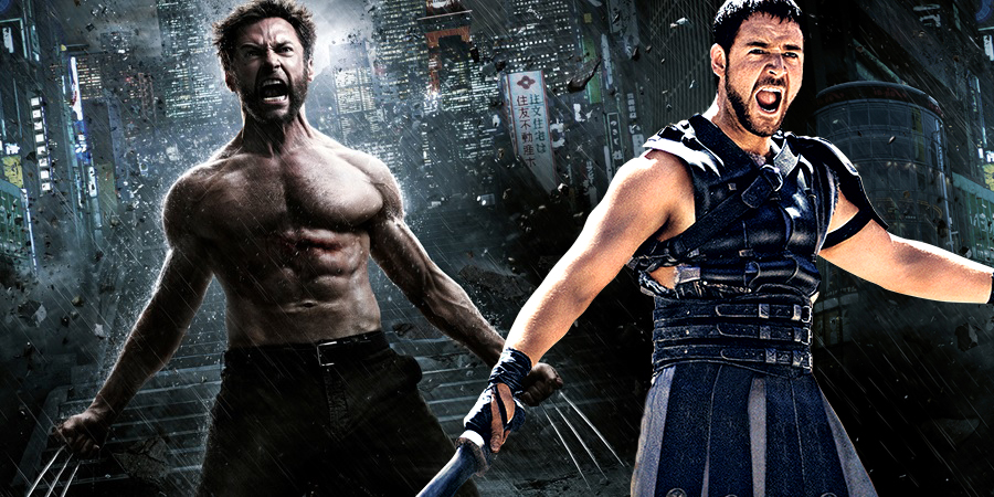 Russell Crowe explains why he turned down Wolverine role!