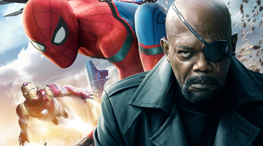 Spider-Man: Homecoming director reveals that he originally envisioned Nick Fury in place of Iron Man!