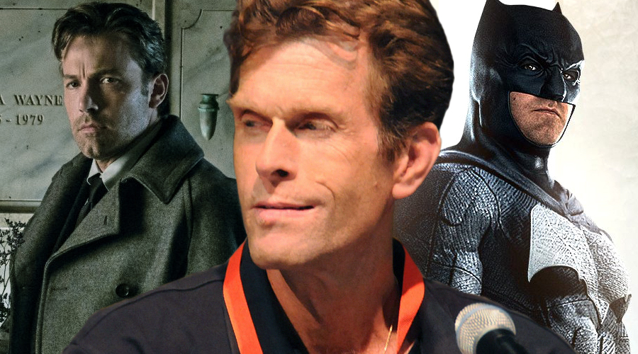 Ben Affleck has the best balance between Bruce Wayne and Batman, says Kevin Conroy!