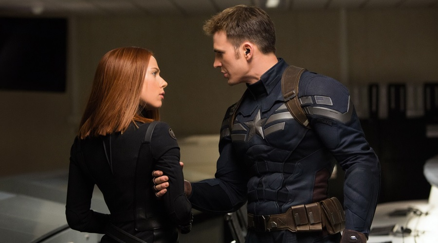 Black Widow and Captain America look different in the Avengers: Infinity War trailer