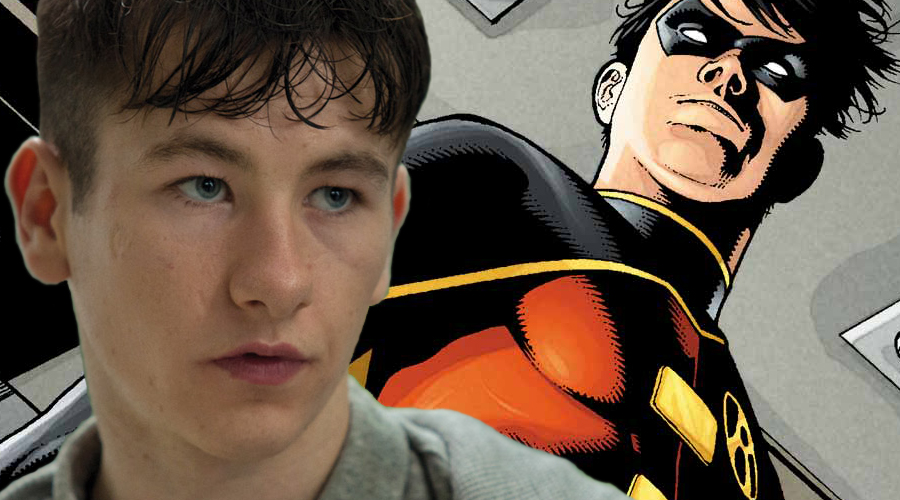 Dunkirk's Barry Keoghan wants to play the DCEU's Robin!