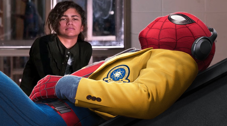 Kevin Feige teases the future of Zendaya's Spider-Man: Homecoming character!