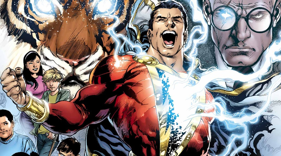 Shazam is reportedly eyeing a February 2018 start of production!