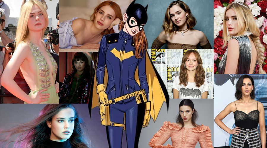 Shortlist of actresses for Batgirl role reportedly revealed!