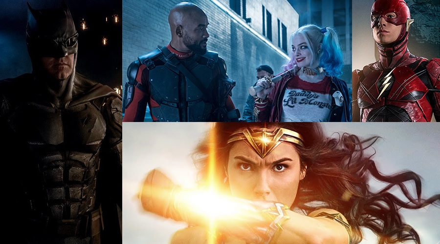 Warner Bros. schedules two mystery DC Extended Universe movies for 2020 release!