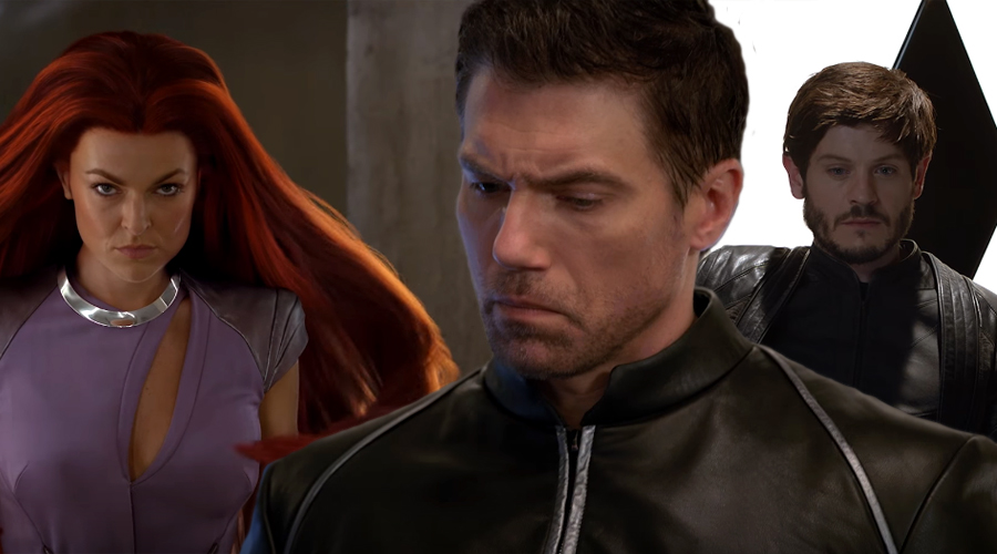 The first couple of reviews for Marvel's Inhumans pilot are in!