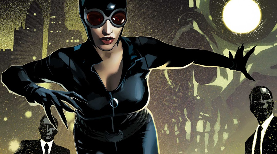 Kate Beckinsale is aware of fans' interest in seeing her as Catwoman!