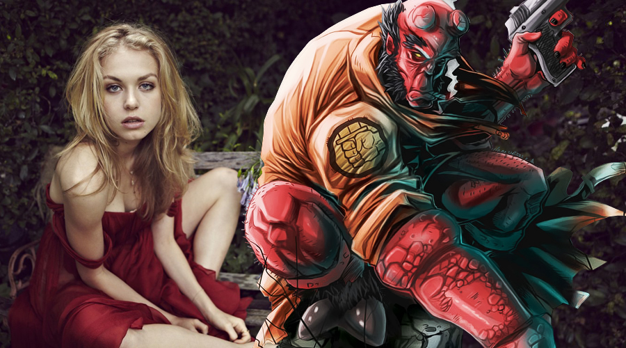 Hellboy reboot adds Penelope Mitchell as a witch!