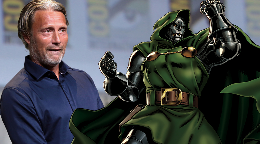 Mads Mikkelsen is still interested in playing Doctor Doom!