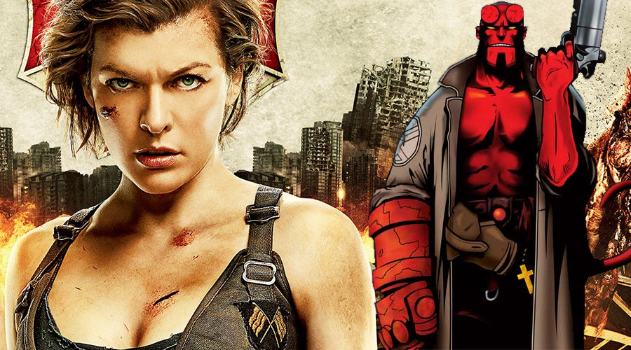 Milla Jovovich joins the Hellboy reboot as the Blood Queen!