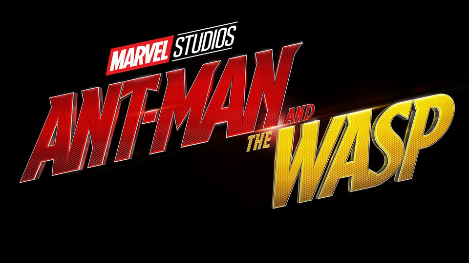 Official logo for Ant-Man and the Wasp