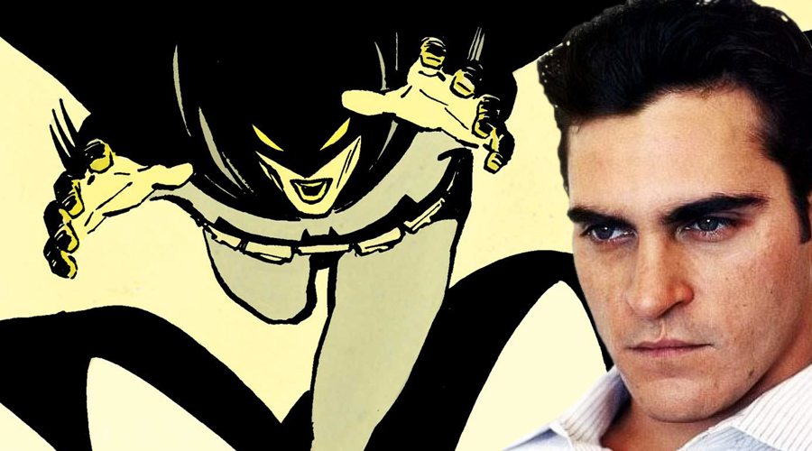 Darren Aronofsky wanted Joaquin Phoenix to play the lead role in his abandoned Batman: Year One!