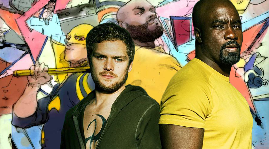 Mike Colter teases Heroes For Hire flavor in Luke Cage Season 2!