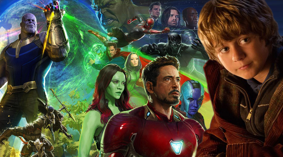 Ty Simpkins' Harley Keener from Iron Man 3 will reportedly return in Avengers 4!