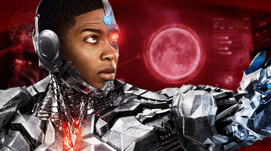See the world through Cyborg's interface in the new Justice League promo image!