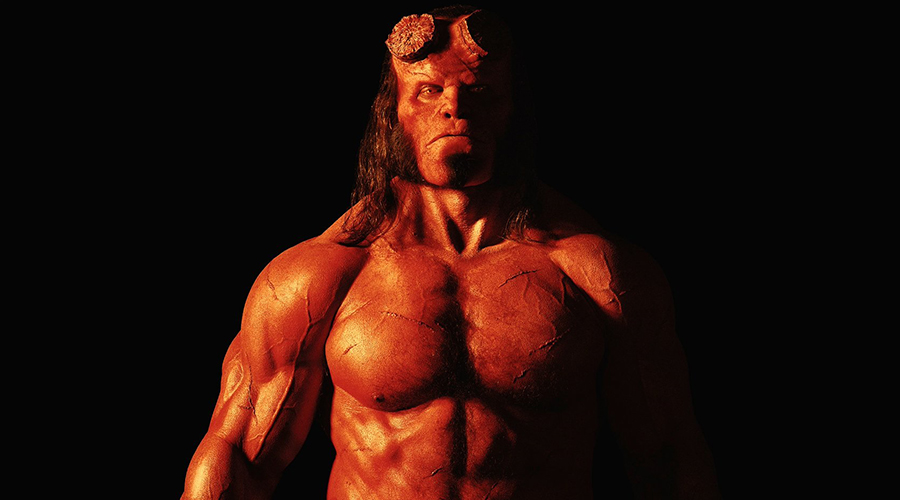 Lionsgate has officially announced the release date of Hellboy reboot!
