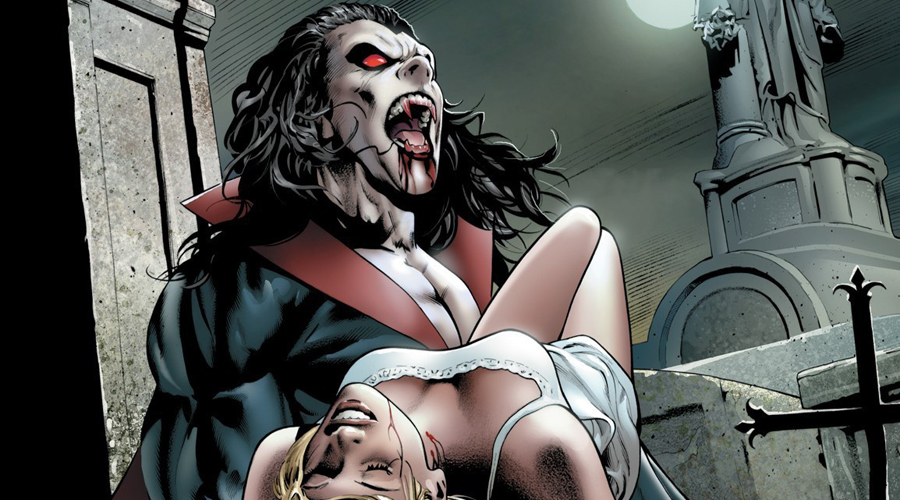 Sony is reportedly developing a solo movie for Morbius!
