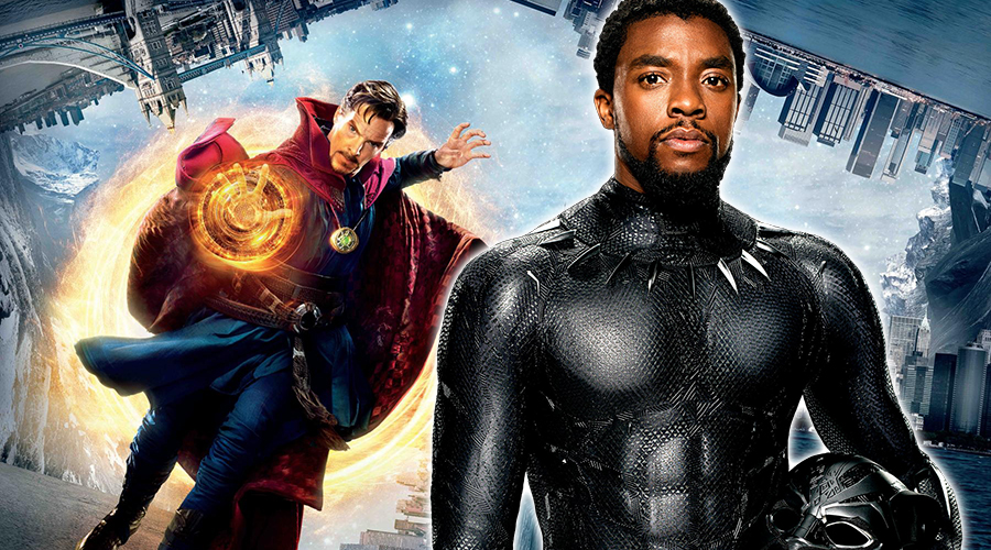 Early box-office tracking for Black Panther points to a bigger debut than Doctor Strange!