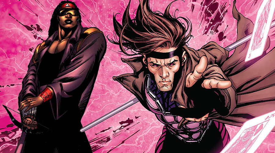Gambit will apparently introduce Remy LeBeau's romantic rival!