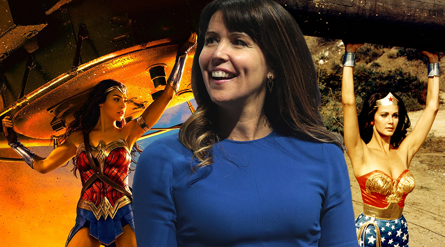 Patty Jenkins teases a totally different Wonder Woman 2 and a potential Lynda Carter cameo in it!