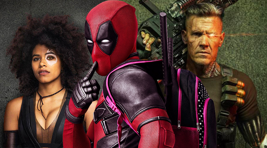 The first official trailer for Deadpool 2 will reportedly arrive on this Valentine's Day!