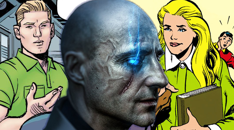 Rumored new character breakdowns suggest that Doctor Sivana is a sorcerer in Shazam! and two of the supervillain's kids will appear!