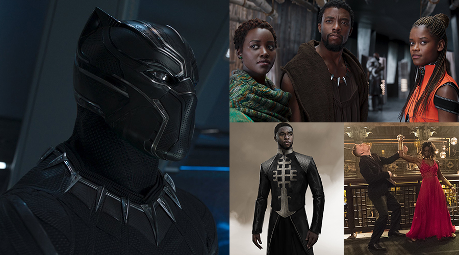 The first clip for Black Panther arrives along with a new commercial and a bunch of stills, behind-the-scenes images and concept art!