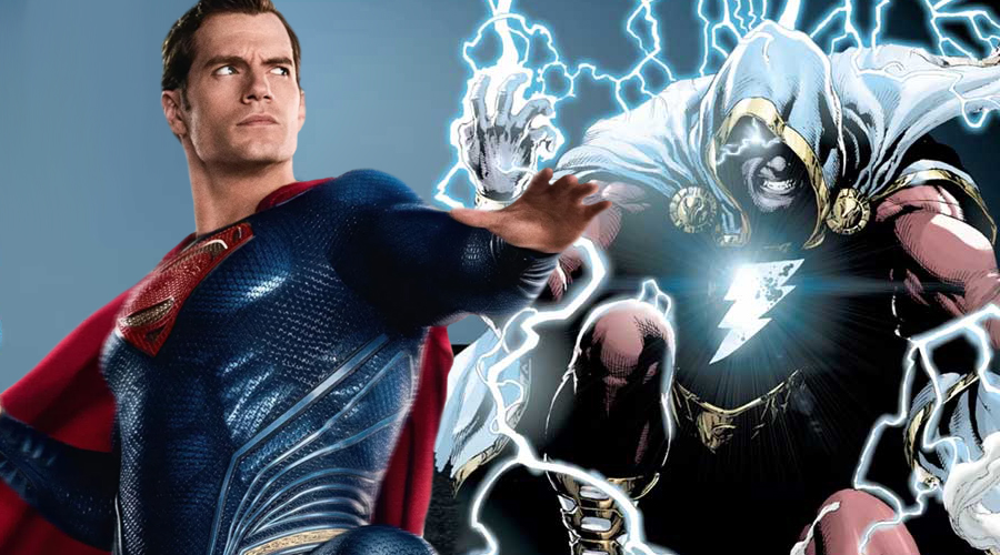 Henry Cavill's Superman rumored to appear in Shazam!