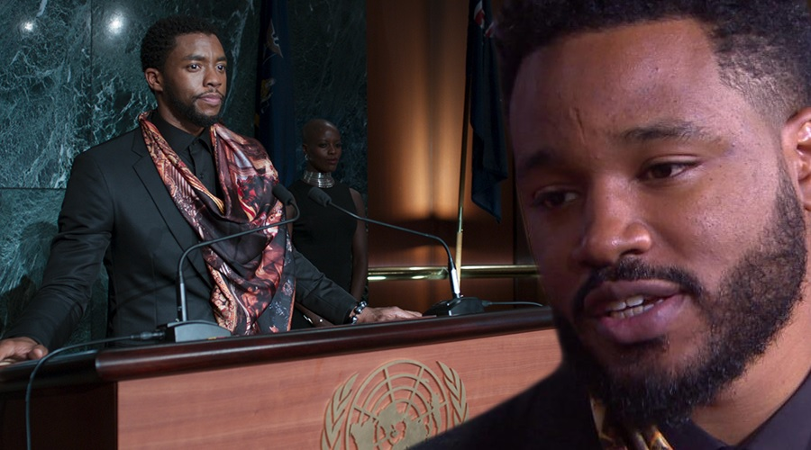 Ryan Coogler elaborates on the two Black Panther post-credits scenes!