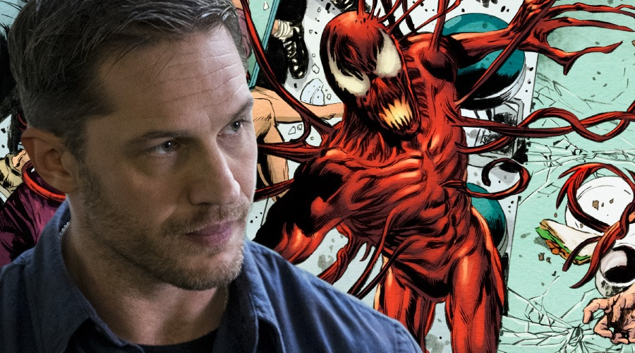 A new report suggests that Carnage will appear in Venom, but not as the big baddie!