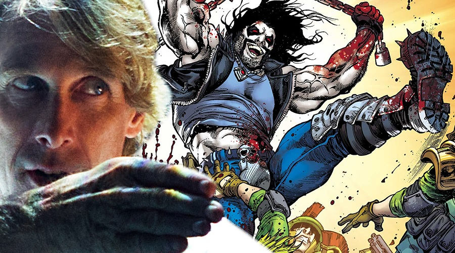 Michael Bay is in talks to direct the Lobo movie!