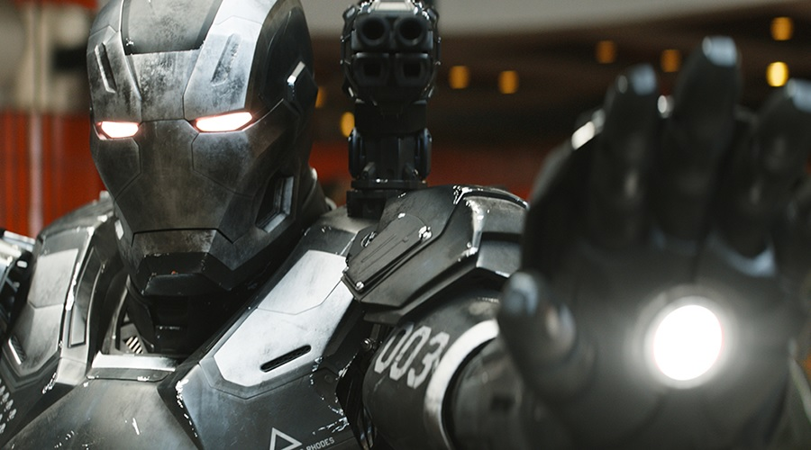 Black Panther scribe reveals that Marvel considered doing a War Machine spinoff prior to Iron Man 3!