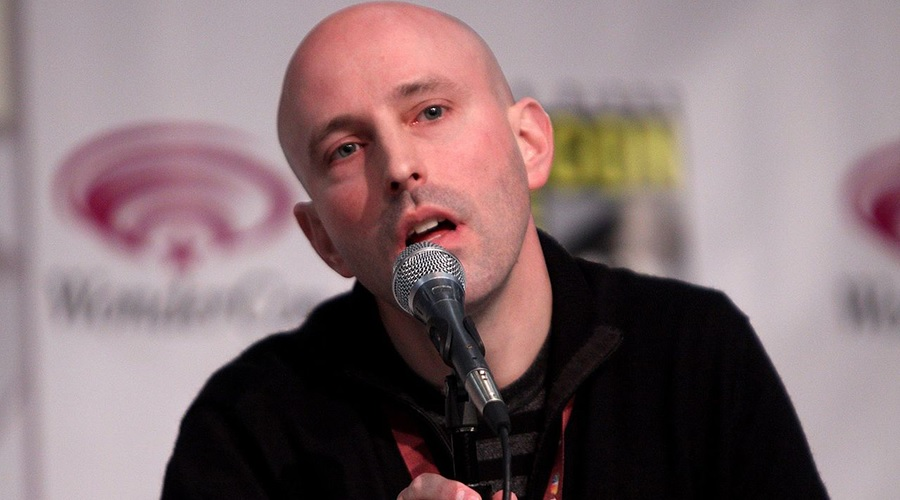 Brian K. Vaughan is developing a Silver Surfer movie!