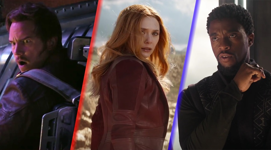 A new Avengers: Infinity War TV spot featuring some new footage has arrived!