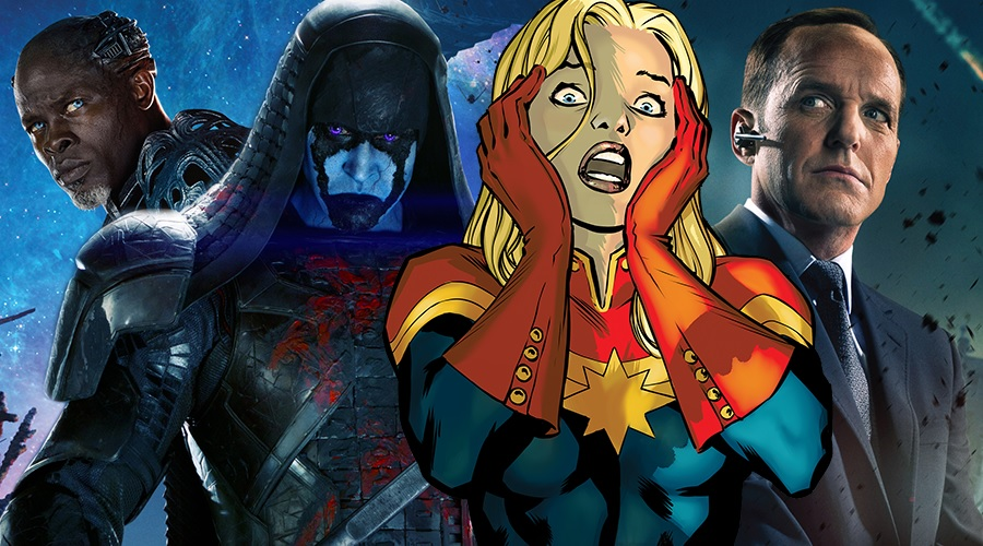 The full cast list of Captain Marvel has been revealed along with the first synopsis and some additional production details!