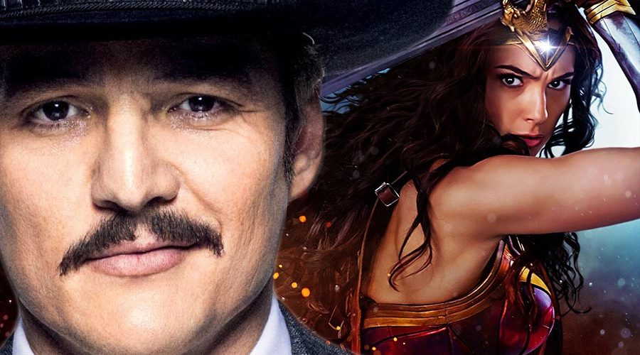 Pedro Pascal lands a key role in Wonder Woman 2!