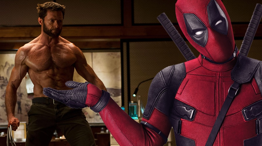 Deadpool interrupts Wolverine actor in a new hilarious video!