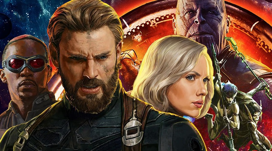 The Avengers get the better of the Black Order in the new Infinity War clip!