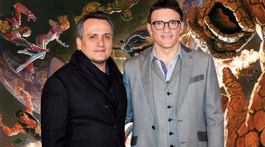 The Russo Brothers tease a Secret Wars movie!