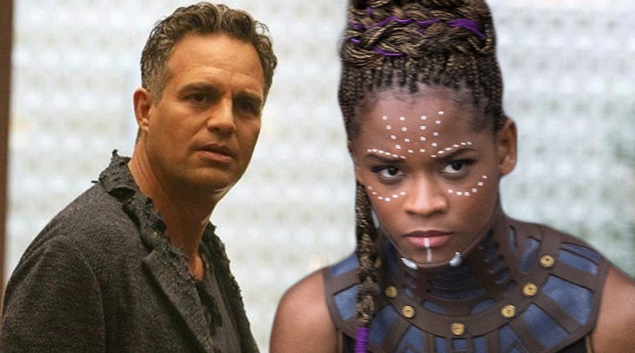 Shuri outwits Bruce Banner in a new clip from Avengers: Infinity War!