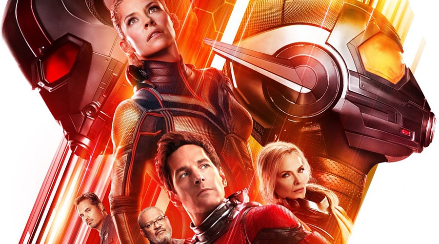 A new trailer for Ant-Man and the Wasp has made its way online!