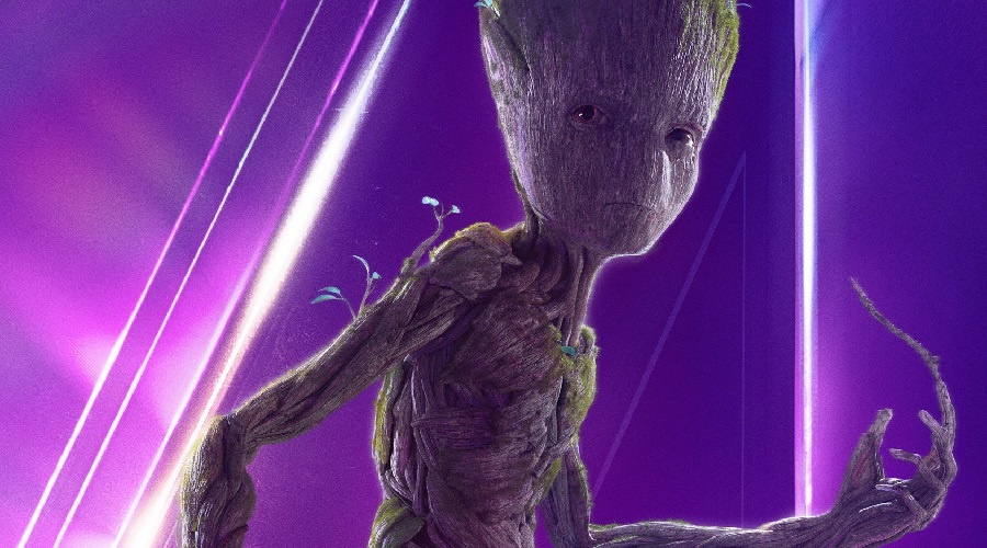 The meaning of Groot's final words in Avengers: Infinity War has been revealed!