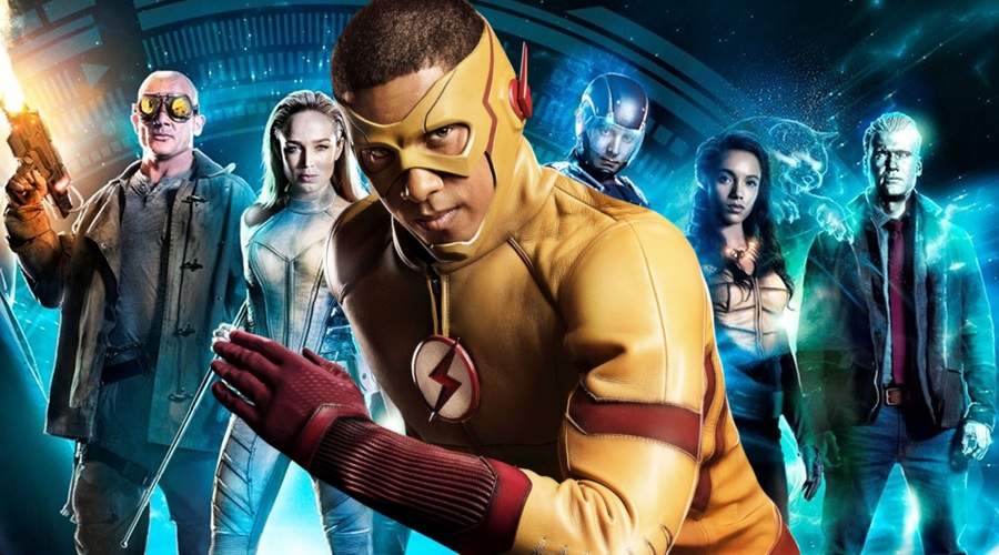 Keiynan Lonsdale is leaving Legends of Tomorrow, but it won't be a total goodbye!