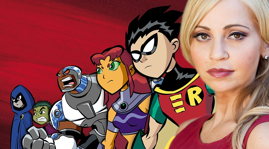 Tara Strong teases the revival of original Teen Titans series!
