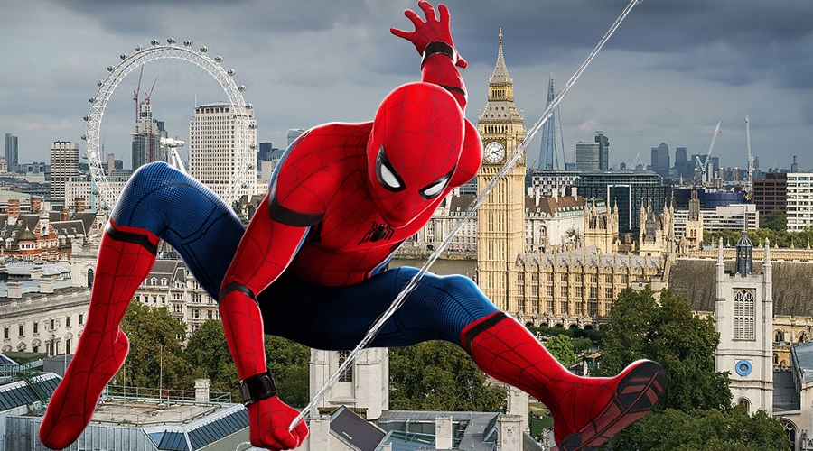 Tom Holland has revealed the official title of Spider-Man: Homecoming 2!