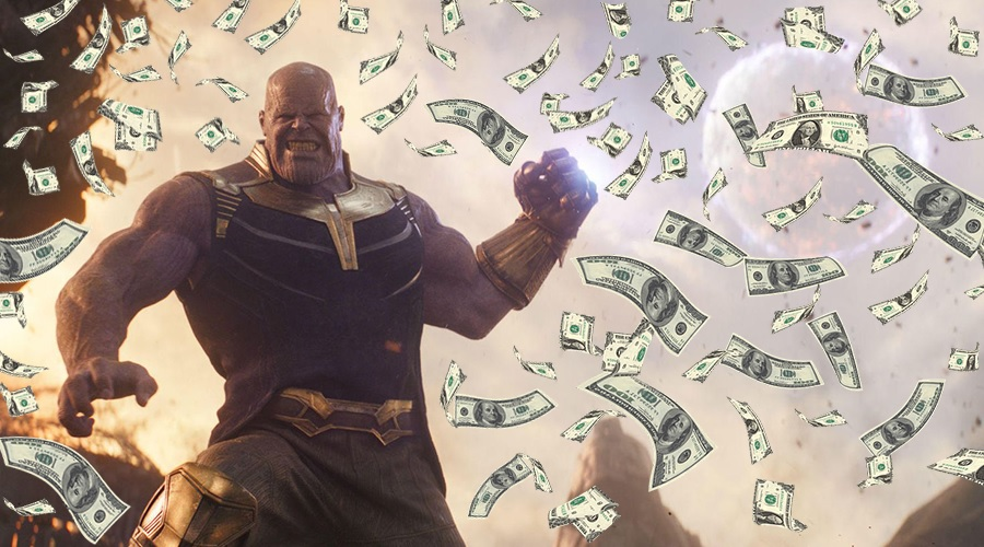 Avengers: Infinity War has officially joined the $2 billion club at the worldwide box office!