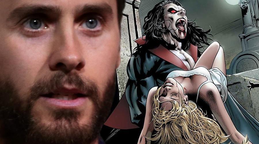 Sony's Morbius movie has found its director and leading man!