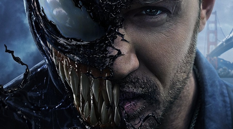 Description of Venom footage screened at SDCC 2018 has arrived!