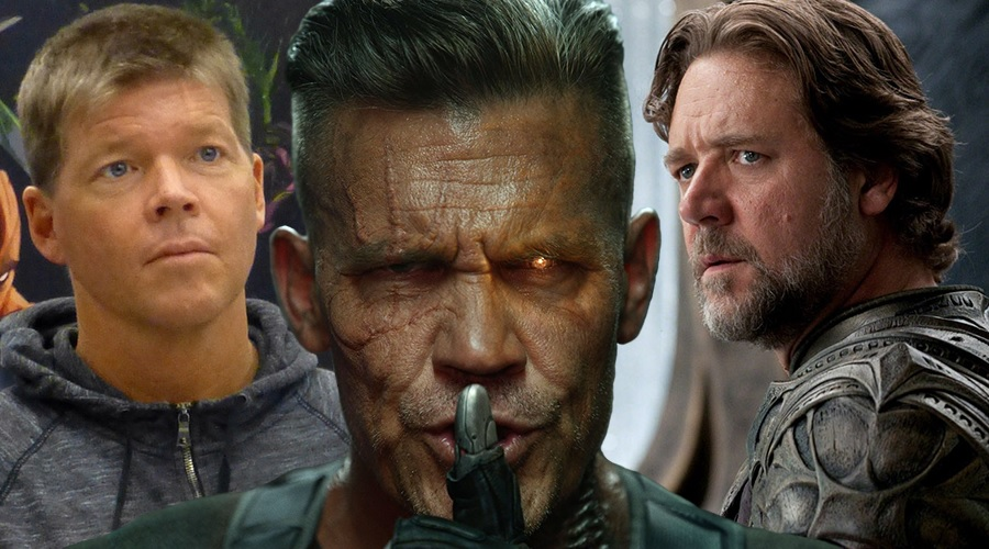 Russell Crowe was insulted by Rob Liefeld's offer to audition for the role of Cable in Deadpool 2!