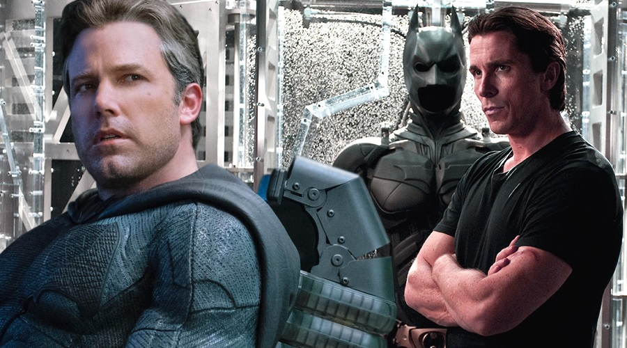 Kevin Smith would have preferred to see Christian Bale's Dark Knight in Batman v Superman: Dawn of Justice!
